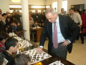 Gary Kasparov. Foto: Wikimedia Commons