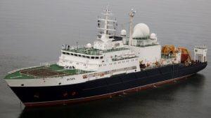 Buque ruso Yantar. Foto: shipyard-yantar.ru