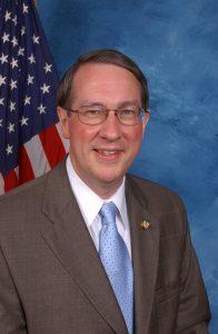 Representante Robert Goodlatte. Foto tomada de Wikimedia Commons