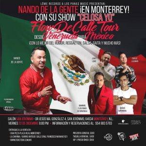 FLOW DE CALLE TOUR DIC 2017 MTY