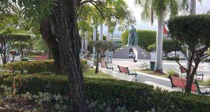 La Plaza del municipio de Juana Díaz sirve de escenario para varios eventos importantes durante el año.