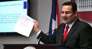 De acuerdo al senador Martin Vargas, el municipio desembolsó $39,500 a un suplidor pese a que las obras de remodelación para las que fue contratado no fueron completadas.