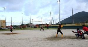 Las Brujas de Guayama y Bravas de Cidra se enfrentaron el el último día de acción de la temporada regular.