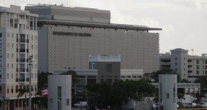 Departamento de Hacienda, en San Juan.