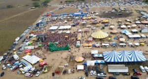La Feria Agrícola Nacional en Lajas es uno de los eventos más concurridos en el Sur del verano. (