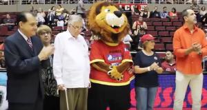 Los Leones de Ponce rindieron tributo a Willie Vicéns en 2014.