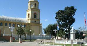 Plaza pública Ramón Emeterio Betances de Cabo Rojo. (Flickr / Joe Delgado)