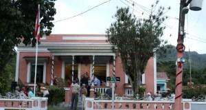 Casa Pueblo, en Adjuntas. (Voces del Sur)