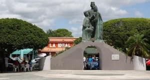 Plaza de recreo Román Baldorioty de Castro, en Juana Díaz. (Voces del Sur)