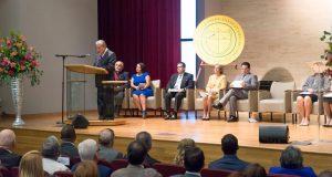 Durante la ceremonia también se anunció nuevo programa de grado asociado en ciencias aplicadas de la tecnología agropecuaria.