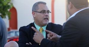 Walter Torres Maldonado, alcalde de Peñuelas. (Voces del Sur)