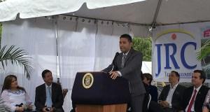 El desarrollador del proyecto, Joel Rodríguez Rivera, dijo que este será el primer hotel de la cadena ALoft en el Caribe. (Voces del Sur)