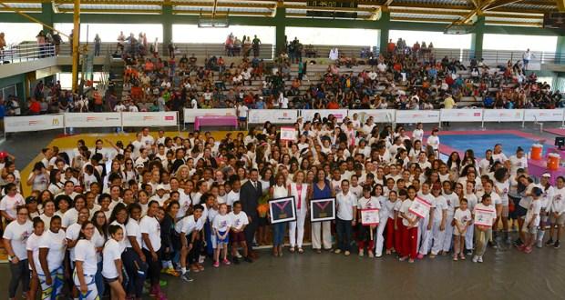 El Festival Deportivo Femenino se llevará a cabo este sábado y domingo en el Albergue Olímpico de Salinas y en el Centro de Formación Deportivo de Guayama. (Suministrada)