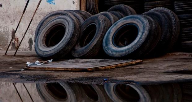 La acumulación de gomas representa un riesgo para la salud de la gente (Flickr / Jayme del Rosario)