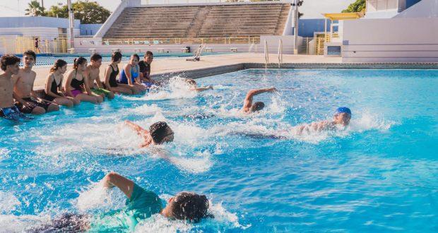 Los curso de natación se ofrecerán en el Complejo Acuático Víctor Vasallo de Ponce.