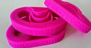 Como parte de los esfuerzos para recaudar fondos, la Fundación Go Gogo estará vendiendo pulseras.