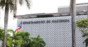 Departamento de Hacienda. (Voces del Sur)