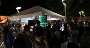 La oferta del Mojo Culinary Fest estuvo dominada por los pescados y mariscos. (Voces del Sur)