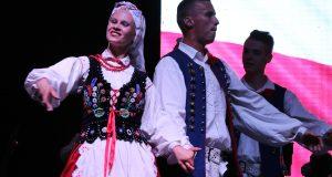 La representación de Polonia subió dos veces al escenario. (Voces del Sur)