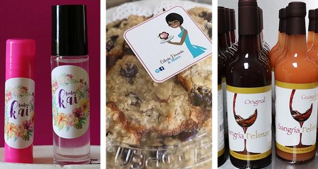 Aceites Kai, Celeste Desserts & More y Sangría Felimar forman parte de la campaña Apoya lo nuestro, impulsada por Reinventadas y Voces del Sur. (Voces del Sur)