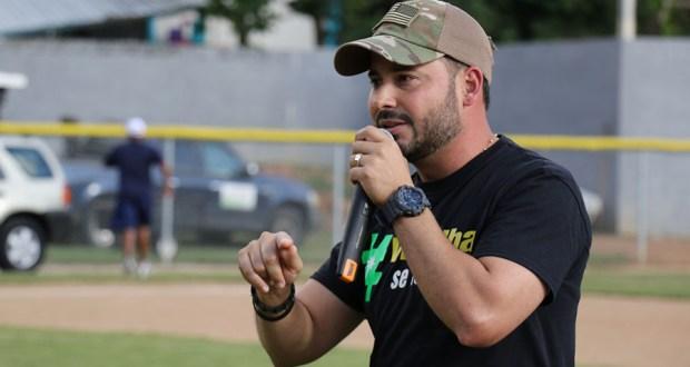 Luis Javier Hernández Ortiz, alcalde de Villalba. (Voces del Sur)