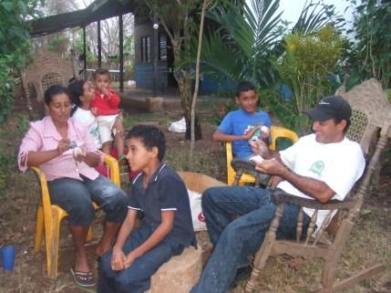 5.-Artesanos de Solentiname