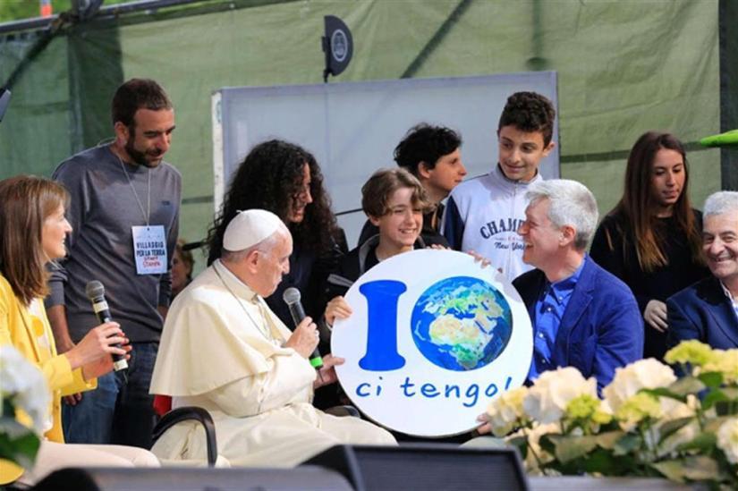 22 aprile, la giornata della Terra con Papa Francesco - La Voce e il Tempo