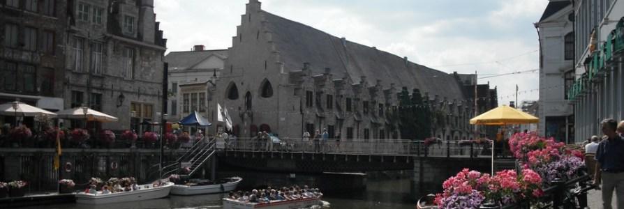 Stadsbezoek aan Gent
