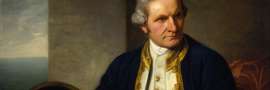 Wetenschappers denken dat ze schip legendarische kapitein James Cook gevonden hebben