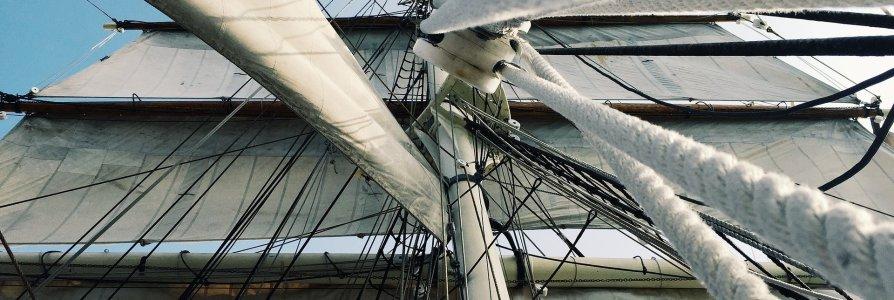 Praat onder de mast, vrijdag 7 juni