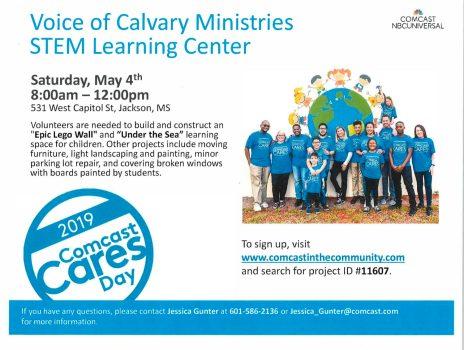 Voice of Calvary STEM Learning Center