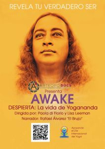 AWAKE: Despierta  – La vida de Yoganada