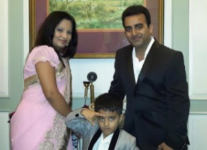 Anand's Family