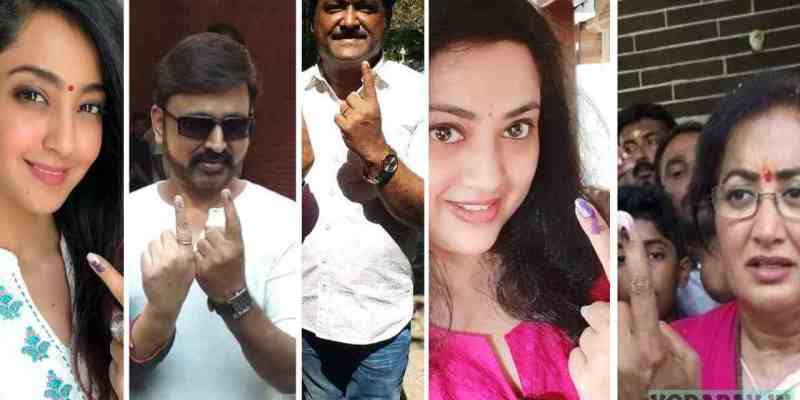 Actors and Actress voted