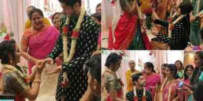 Hitha Chadrashekar Engaged To Beau Kiran!