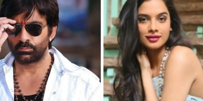 Tanya Hope joins cast of Ravi Teja's 'Disco Raja'