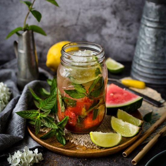 watermelon-mojito