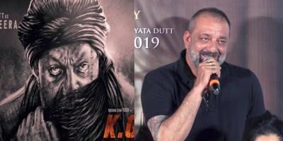 Sanjay Dutt in KGF 2
