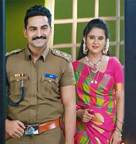 Rajeev and Mangala Gowri