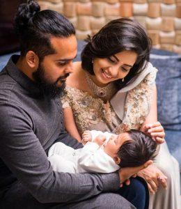 Disha Madan Family