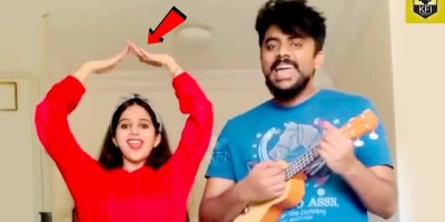 Chandan Shetty and Nivedita Gowda Corona Song