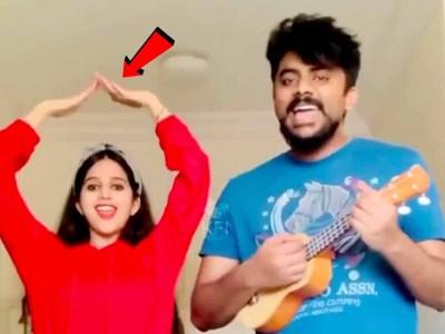 Chandan Shetty and Nivedita Gowda Corona Song