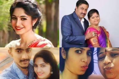 Kushee Ravi family