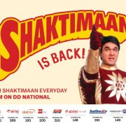 Shaktimaan on DD Channel