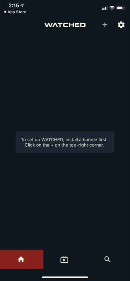 Watched-iOS