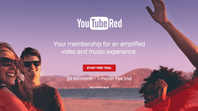 Photo of YouTube Red zawita do europejskich krajów