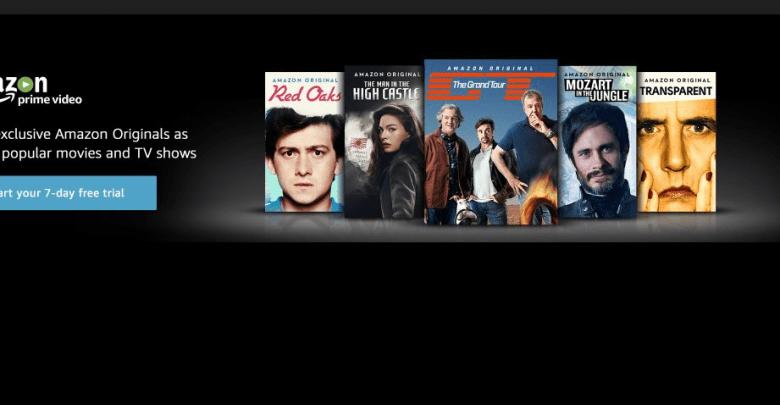 Amazon Prime Video, HDR, 4K, Apple TV