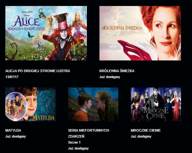 Rodzinne lato na platformie Netflix