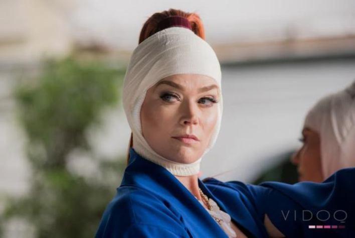 """Tamara Arciuch w serialu """"Lifting"""" dla platformy Eska GO"""