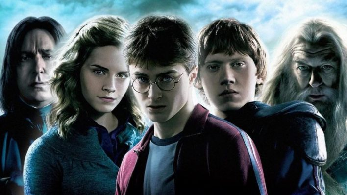 Film albo serial - Harry Potter